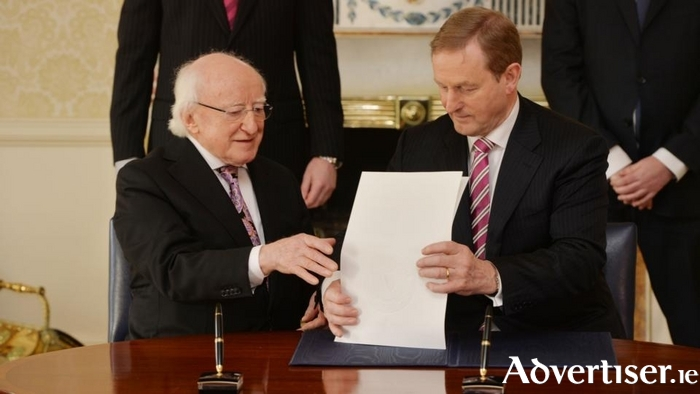 Enda Kenny secured another term as Taoiseach, but Insider is in no doubt that he should go, and that his Government will only last 18 months.
