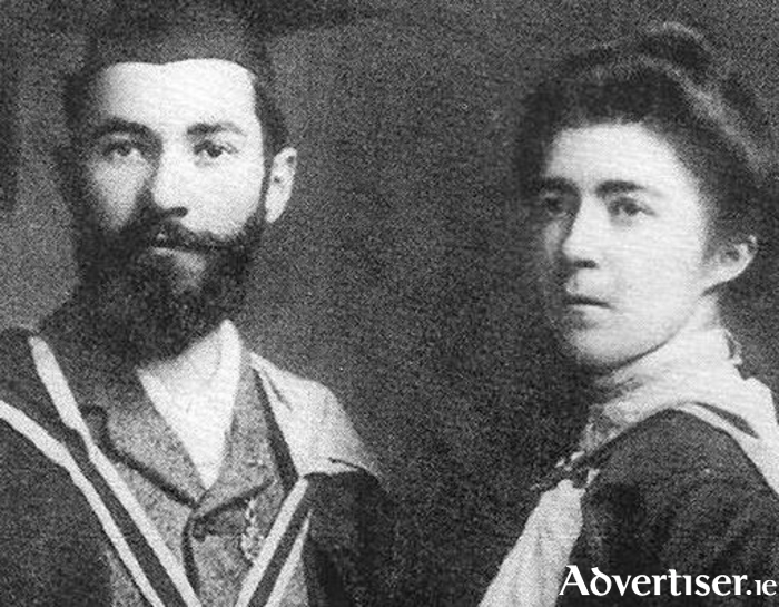 Francis and Hanna Sheehy-Skeffington.
