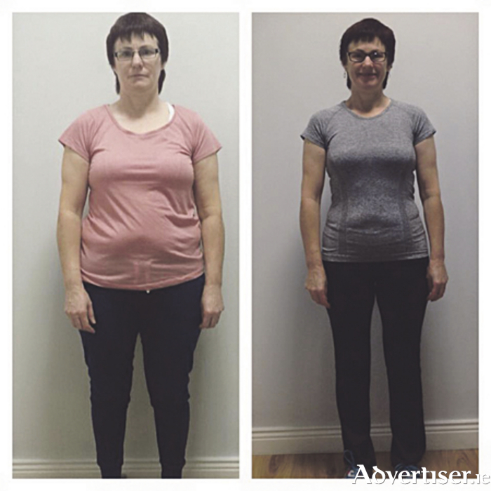 Gina Duffy achieved fantastic results at Sásta Athlone