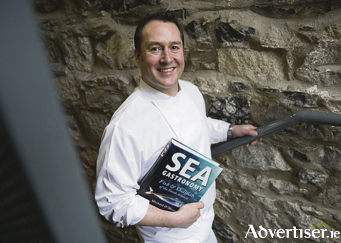 Michael O'Meara, awardwinning chef, author and photographer