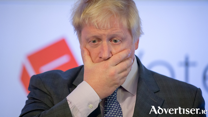 Oops! Boris is getting more than he bargained with Britain's vote to leave the EU.