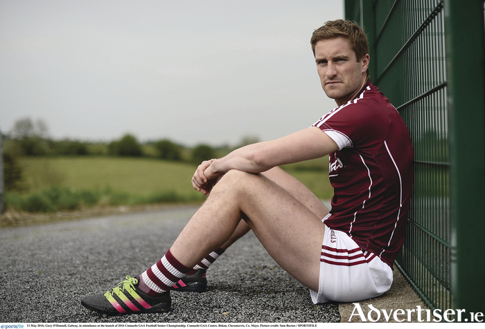 "'We need to really battle for the entire game and cut out the lulls."" - Galway captain Gary O'Donnell"