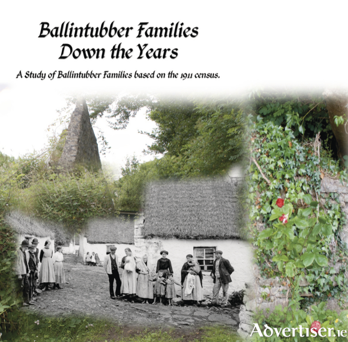Ballintubber Families Down the Years will be launched this weekend.
