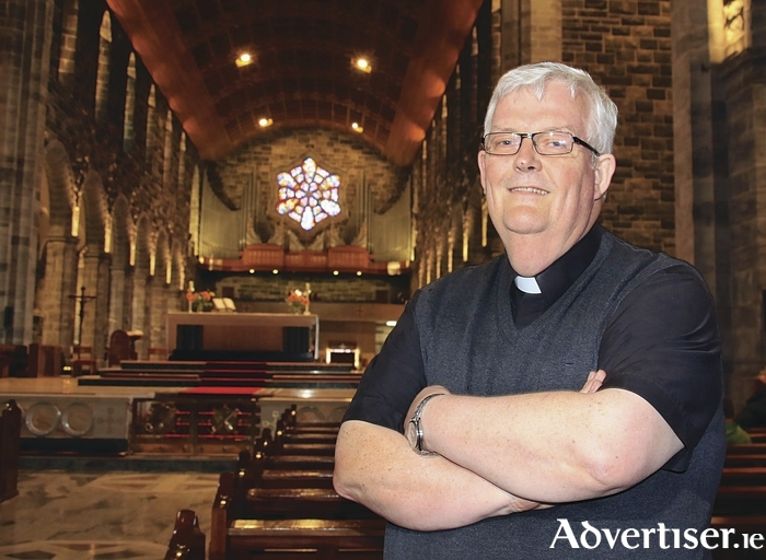 Canon Michael McLoughlin PP of Moycullen who has been appointed administrator of the Diocese of Galway, Kilmacduagh and Kilfenora after the resignation of Bishop Martin Drennan. Photo:-Mike Shaughnessy