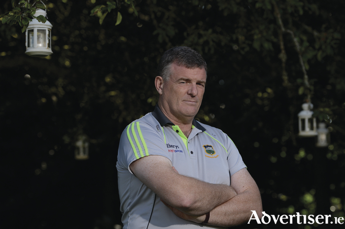 Playing down his chances: Tipperary manager Liam Kearns talked up Mayo ahead of their meeting on Sunday. Photo: Sportsfile.