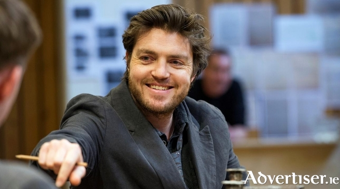 Tom Burke. Photo:- Richard Hubert Smith