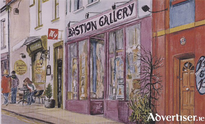 Athlone Art Group will hold an art exhibition in the Bastion Gallery