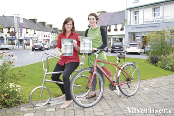 Get on your bike for Culture Night tonight in Westport
