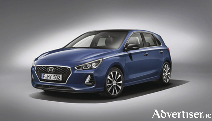 New Hyundai i30 - here in 2017.