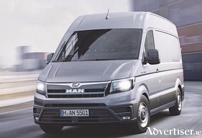 man trucks to enter lcv market with new van. Black Bedroom Furniture Sets. Home Design Ideas
