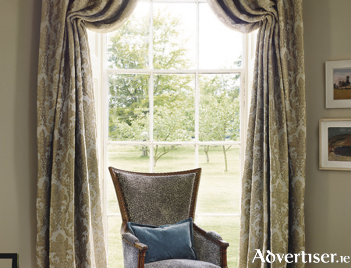 Advertiser.ie - Beautiful handmade curtains and blinds, wallpapers ...