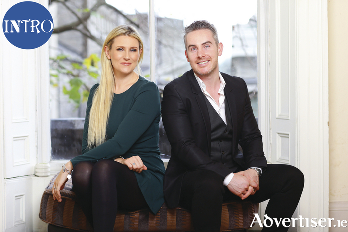 Rena Maycock and Feargal Harrington, co-founders and Directors of Intro Matchmaking