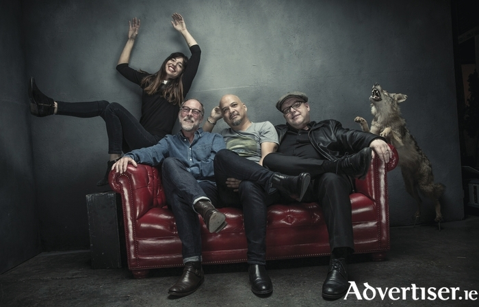 Pixies. Photo:- Travis Shinn