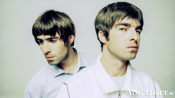 Mad for it - Noel and Liam Gallagher.