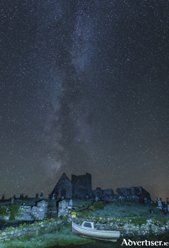 Take a step into the beyond at the Mayo Dark Skies Festival. Photo: Steve Hanley