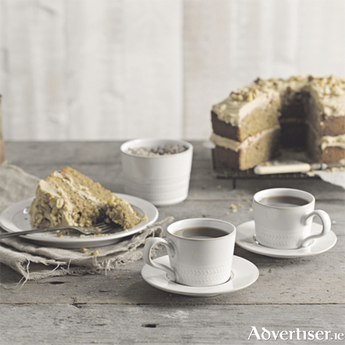 Denby Natural Canvas four-piece espresso set, €49