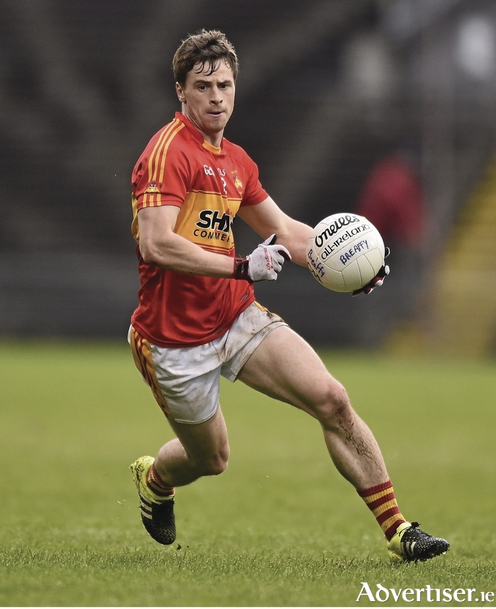 Deadly Doug: Neil Douglas was in great form for Castlebar Mitchels on Sunday. Photo: Sportsfile.