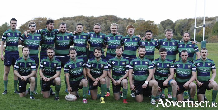 Ballina have won five-out-of-five in the Connacht Junior League this season so far. Photo: Ballina RFC.