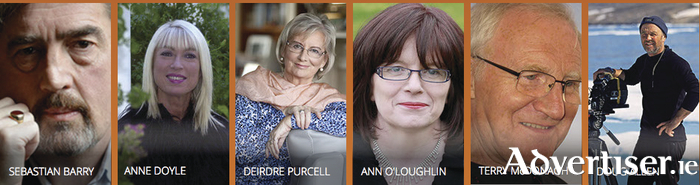 A great line up of speakers in Westport for The Rolling Sun Book Festival this weekend.