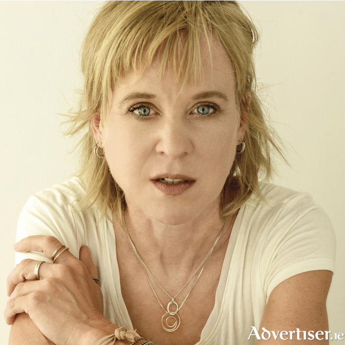 Kristin Hersh. Photo:- Peter Mellekas