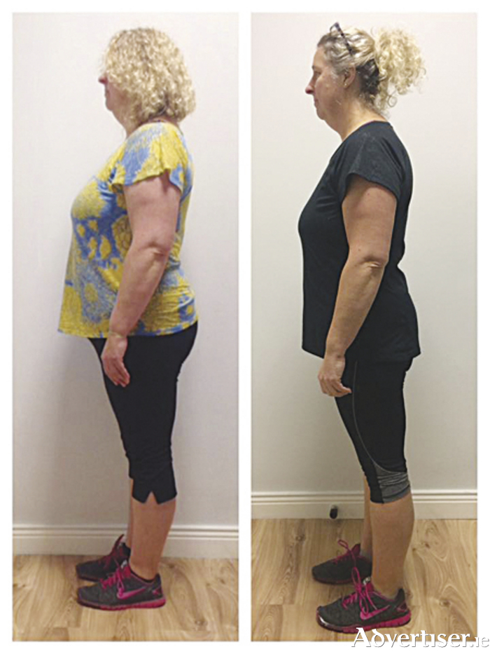 Leigh Baker achieved her weight loss and fitness goals with Sásta Athlone