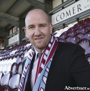 Galway United's new manager Shane Keegan adds an analytical approach to coaching.