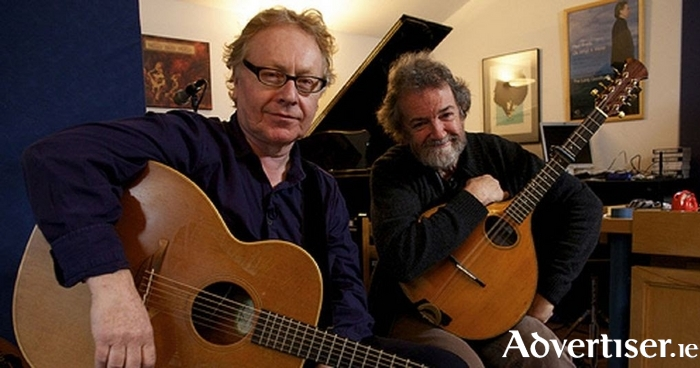 Paul Brady and Andy Irvine.