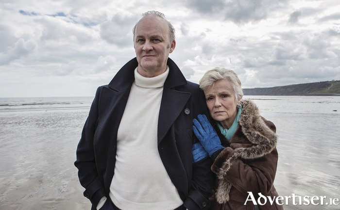 Tim McInnerny (with Julie Walters) in National Treasure. Tim will be performing in Music For Galway's upcoming show, Beloved Clara.