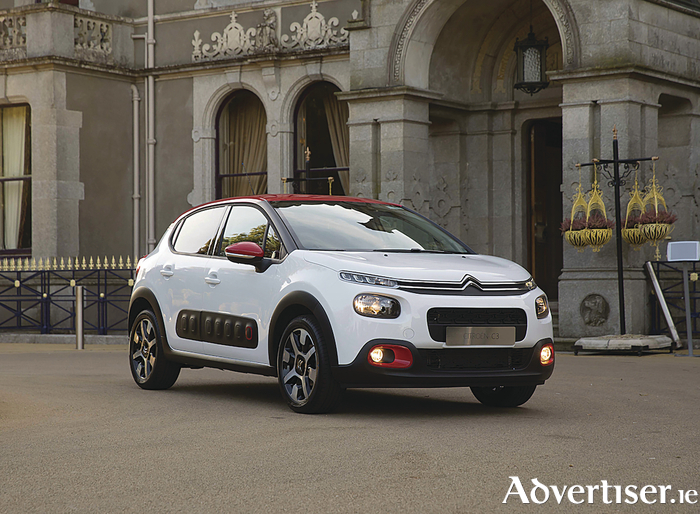 The new Citroen C3.