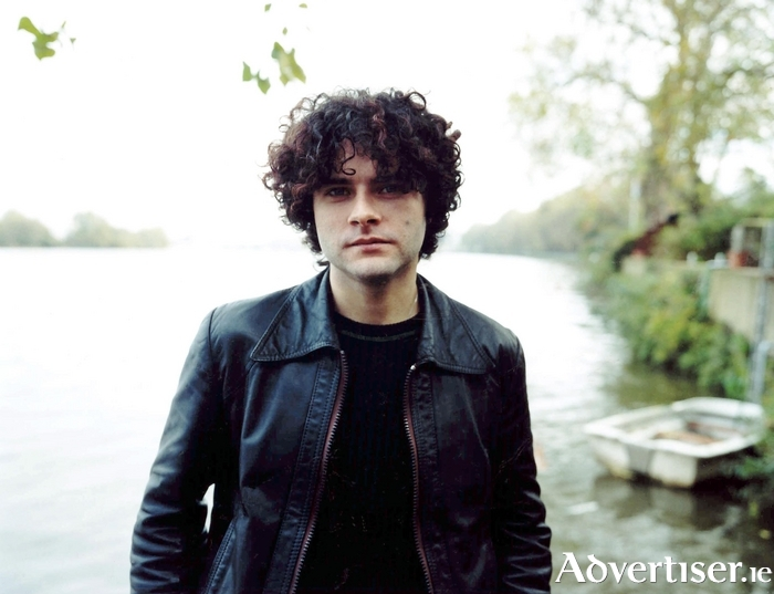 Paddy Casey is coming to Castlebar in the New Year