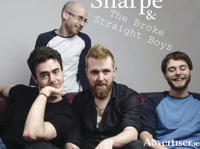 Steven Sharpe & The Broke Straight Boys.