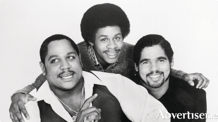 The Sugarhill Gang.