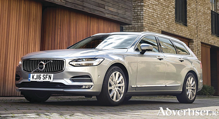 Best estate - the Volvo V90.