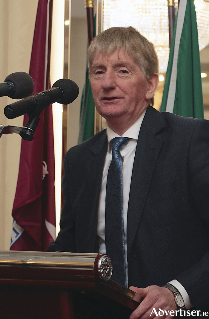 Pat Kearney, elected chairman of Galway GAA.