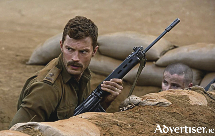 Jamie Dornan starring in The Siege of Jadotville