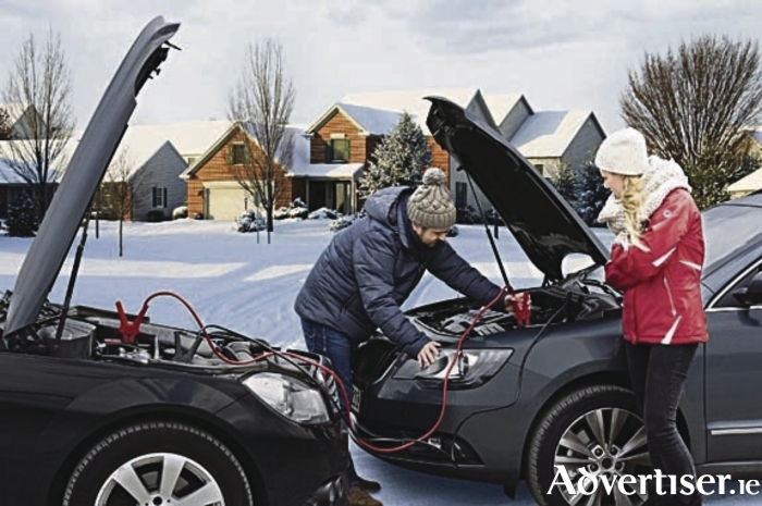 Winter is a time when cold weather proves too harsh for weak batteries to survive.