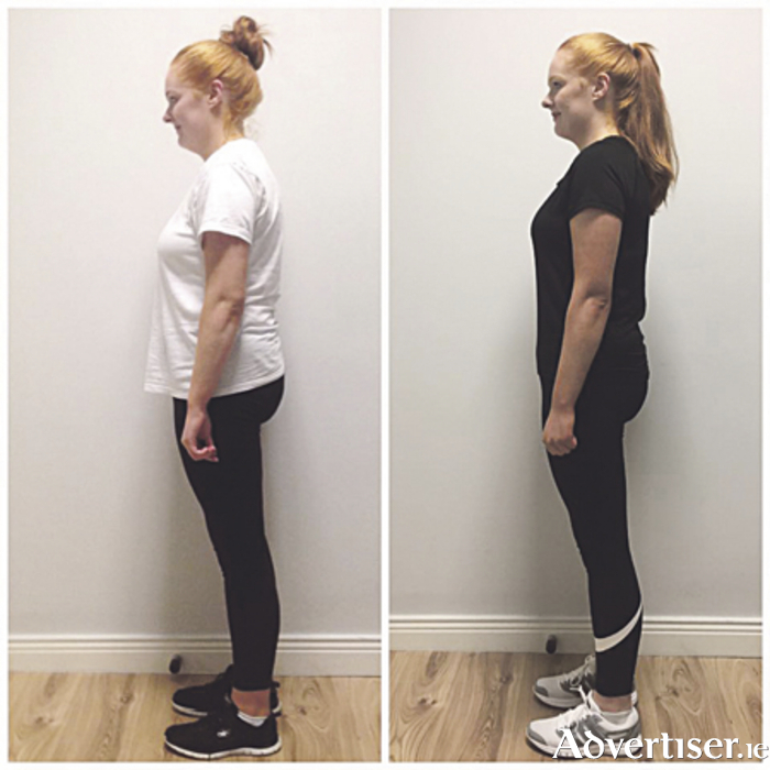 Congratulations to Sinead McDermott on achieving fantastic results with Sásta Athlone. In just four weeks Sinead achieved a weight loss of 14lbs (1 stone), a fat percentage loss of 4.5, a visceral fat loss of 1, and a 26cm (10.25 inches) reduction in measurements.