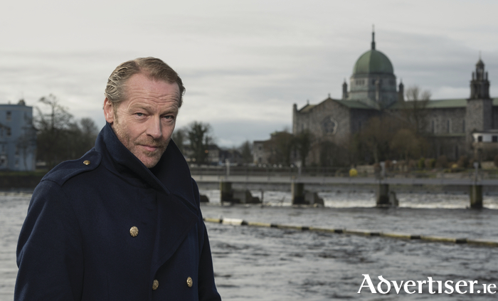 Jack Taylor, played by Game of Thrones and Downton Abbey's Iain Glen.