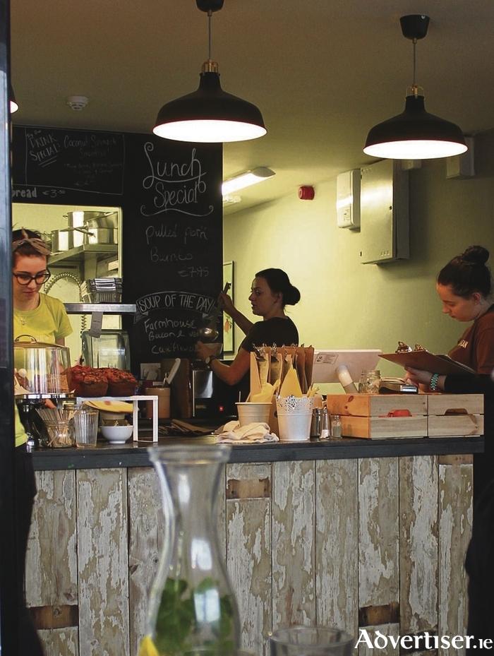 OLIVIAS CAFE & BISTRO, Tuam - Menu, Prices & Restaurant