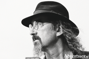 James McMurtry. Photo:- Shane McCauley
