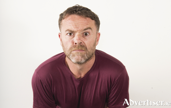 Eric Lalor. Photo:- Ruth Medjber