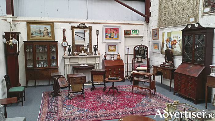 Advertiser Ie Antique And Fine Art Offerings From Galway