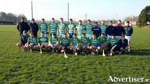Back L to R: Padraig Earls, Conor Quinlan, Brian Concannon, Oisin Coyle, David Skehill, Tomas Hoban, Conor Daly, Conor Gardiner, Padraig Daly, Evan Curley, Patrick Monaghan, Keith Hardiman, Daniel Lally. Front L to R: Iomar Creaven, Dean Earls, Clement Earls, Cathal Kelly, Paul Hoban, Andrew Daly, David Concannon, Cathal Keane, John Mc Donagh, Shane Concannon Paul Kennedy.