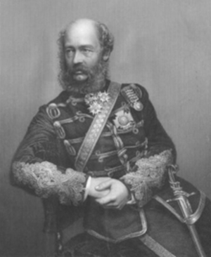 George Bingham, third Earl of Lucan