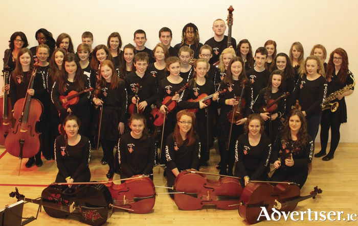 Athenry Youth Orchestra.
