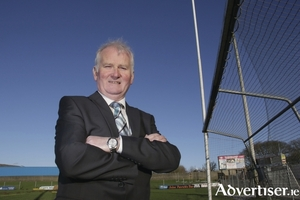 Frank Burke. Photo:-Mike Shaughnessy