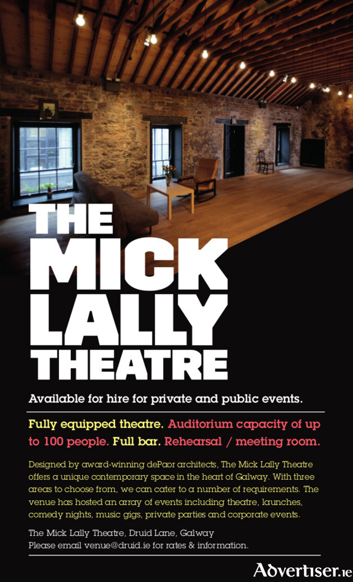Advertiser Ie The Mick Lally Theatre Druid Lane Is