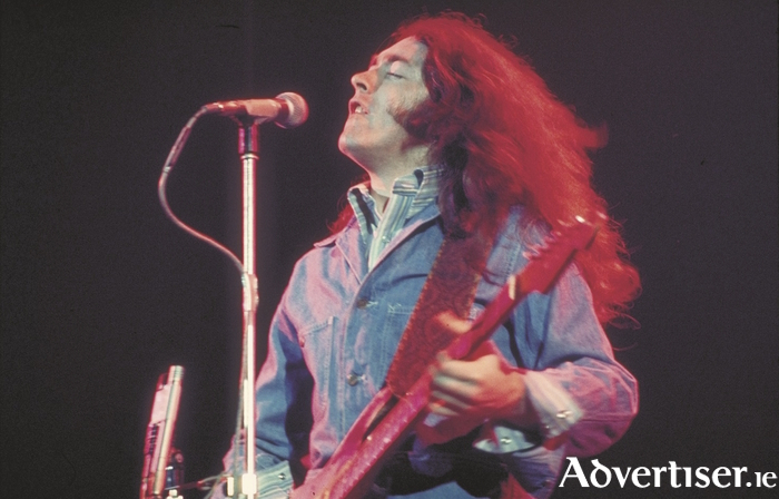 Rory Gallagher.
