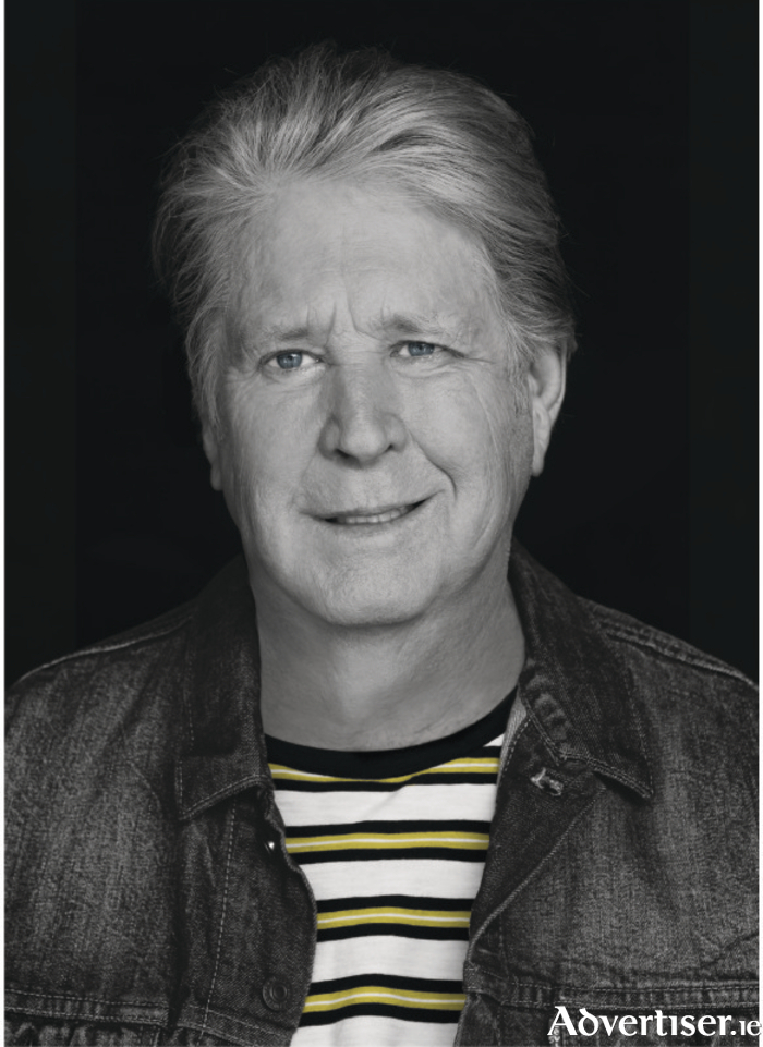 Brian Wilson — playing Galway this summer.