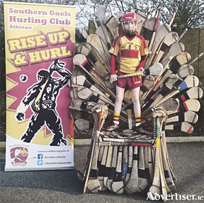 King Cillian claims the Throne of GAAmes for Southern Gaels Hurling Club